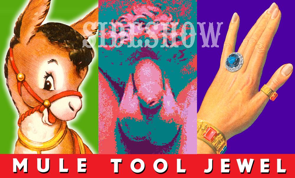 Brad Benedict Mule Tool Jewel