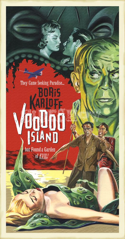 Andy Engel Voodoo Island