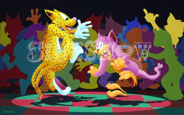 AUSGANG-Do The Cat Dance