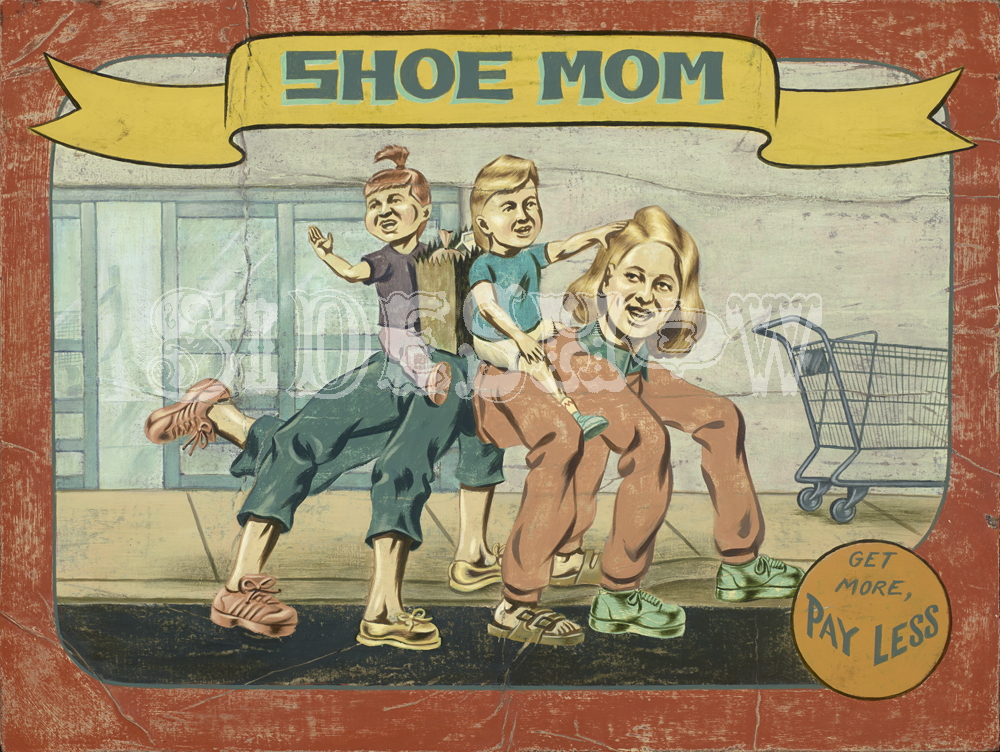 Thomas Broersma Shoe Mom