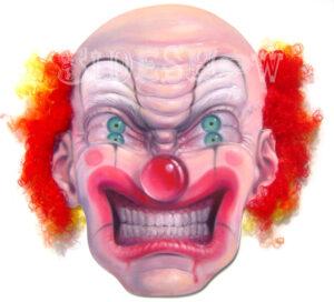 Stephen Gibb_Psycho clown_B