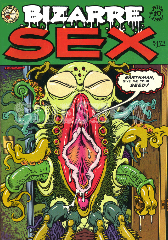 William Stout Bizarre Sex