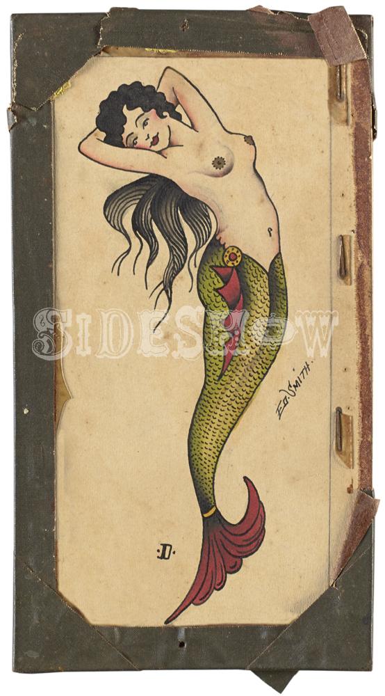 ed smith mermaid
