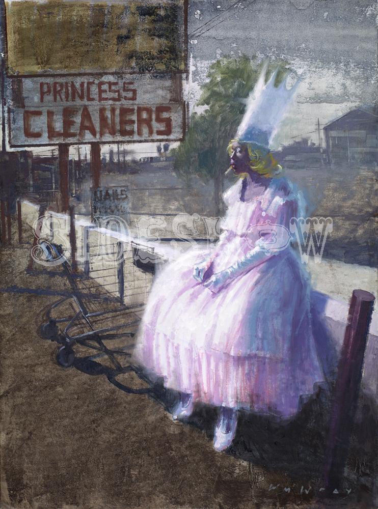 William Wray Princess Cleaners