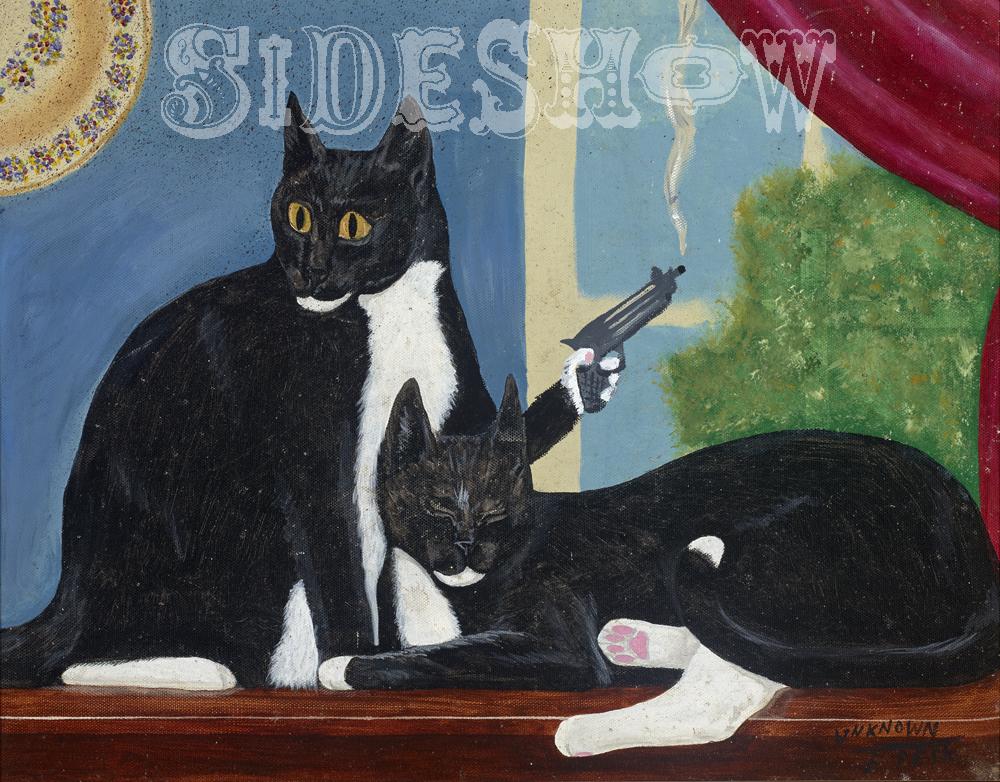Everett Peck Killer Kat
