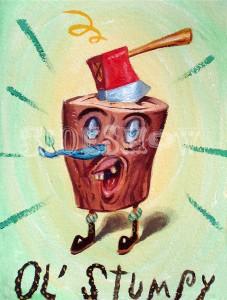 EverettPeck-ol'stumpy_B