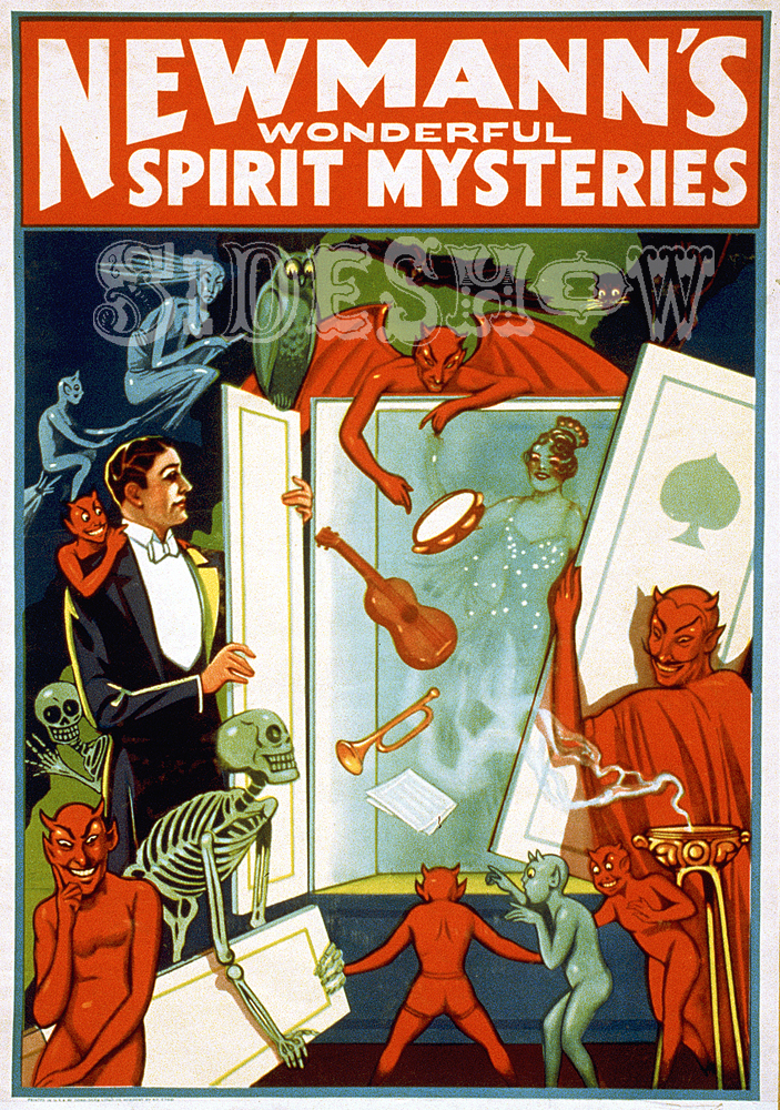 newmann's wonderful spirit mysteries