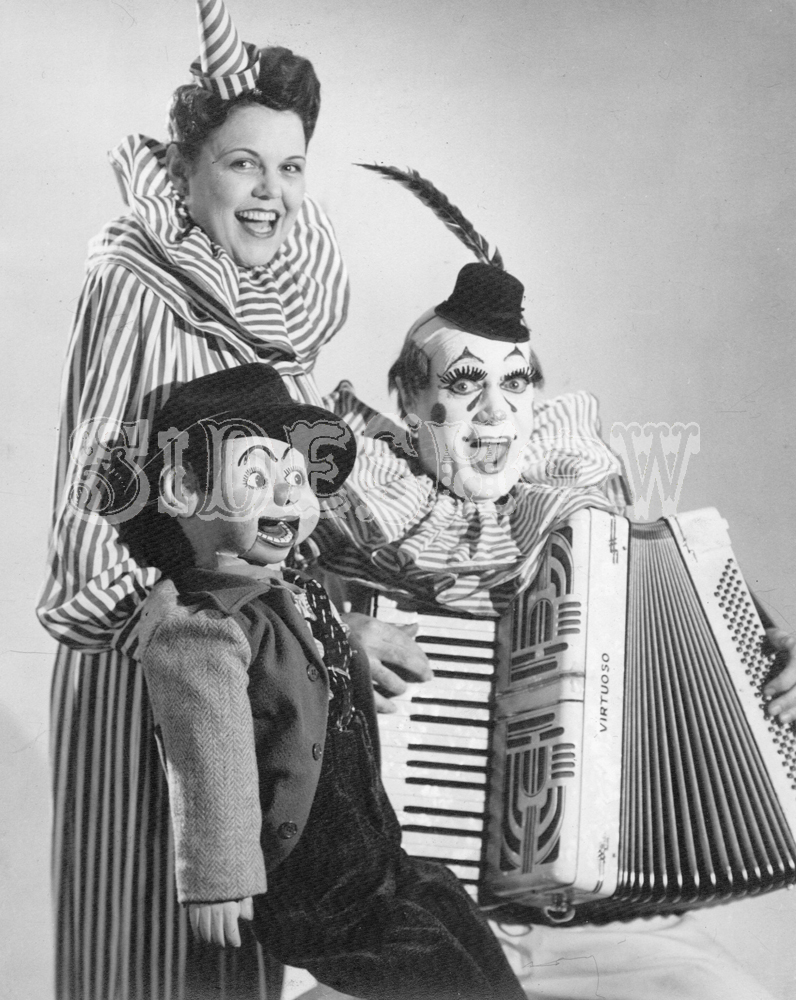 accordion and ventriloquist