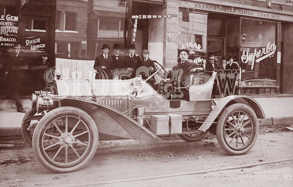 model ford car vintage saloon photo