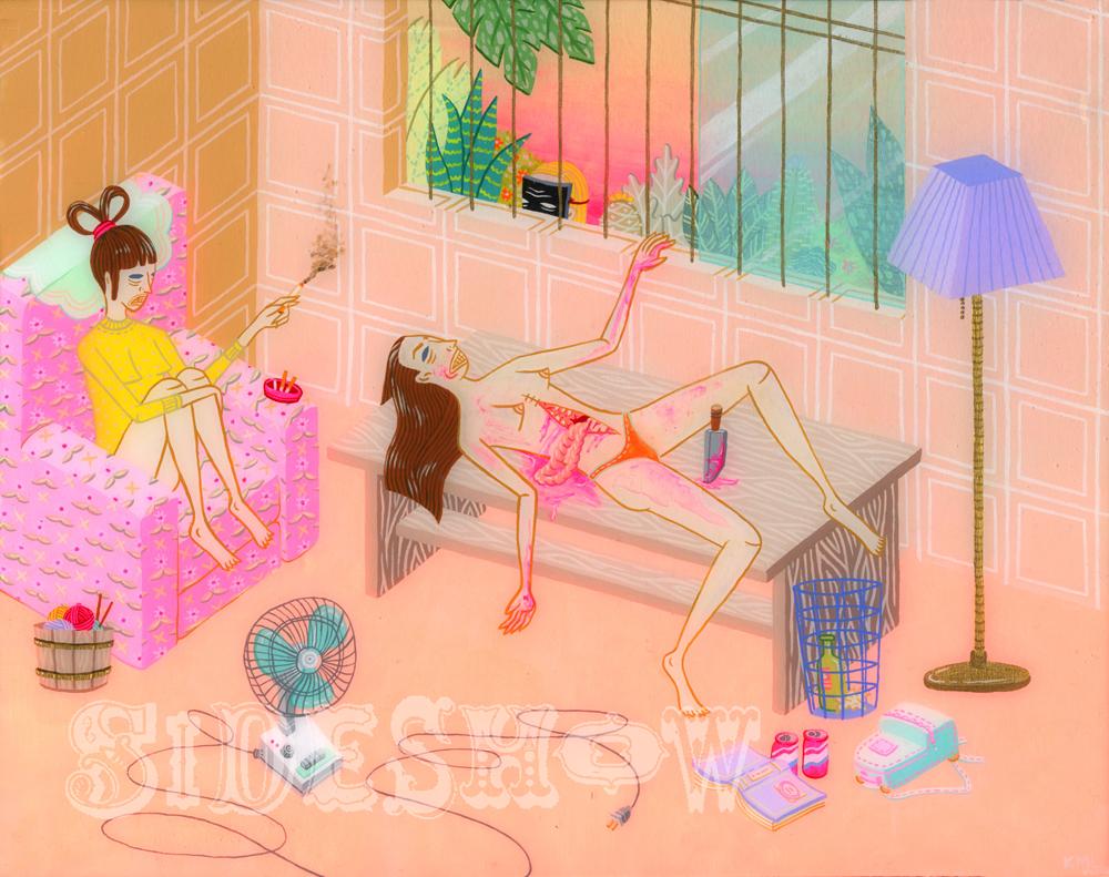 Kristen Liu-Wong Summer Heat